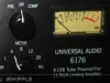 Universal Audio 1176 Compressor- UA 6176